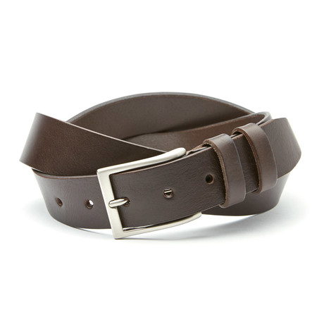 Greyson Belt // Dark Brown