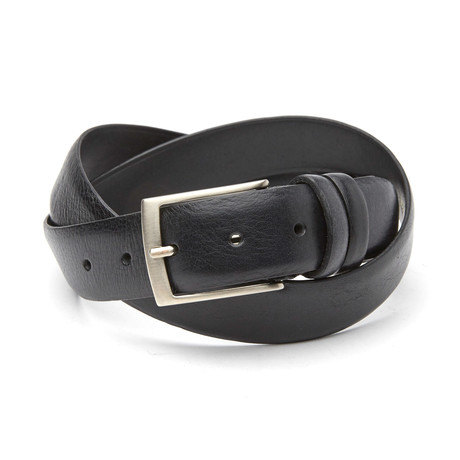 Bruno Classic Belt // Black