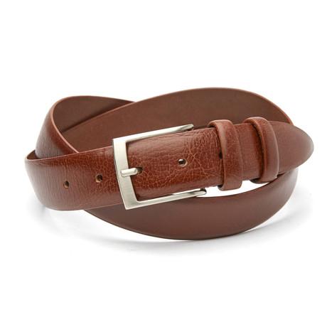 Bruno Classic Belt // Cognac
