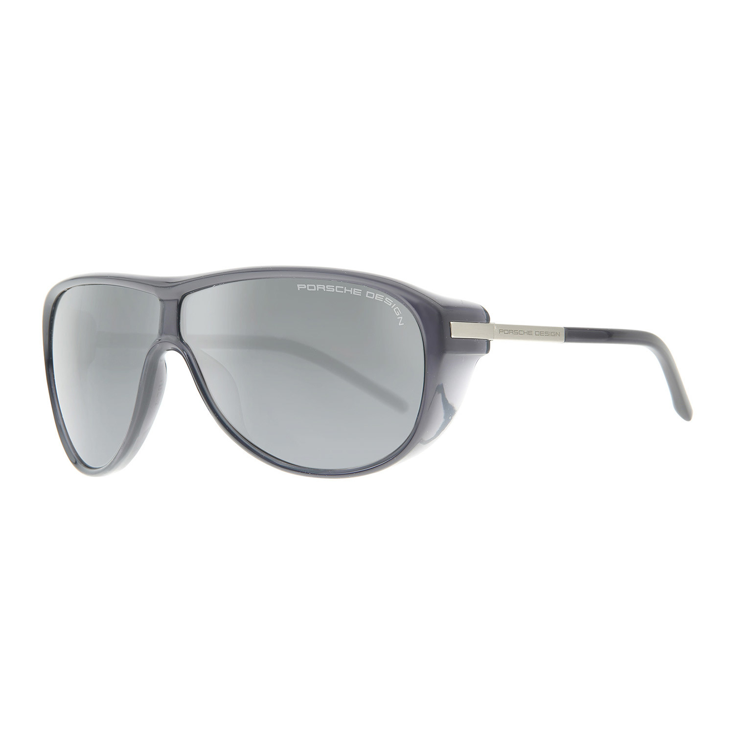 porsche design sport sunglasses grey porsche. Black Bedroom Furniture Sets. Home Design Ideas