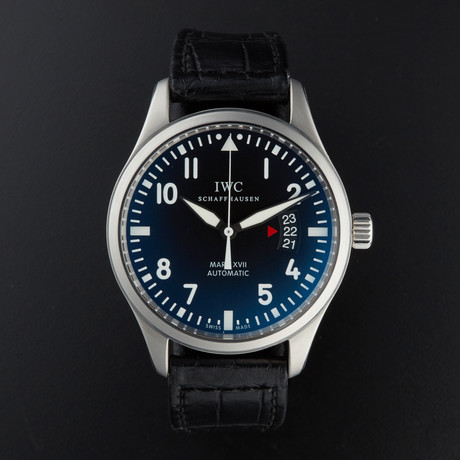 IWC Pilots Mark XVII Manual Wind // IW326501 // 108060 // Pre-Owned