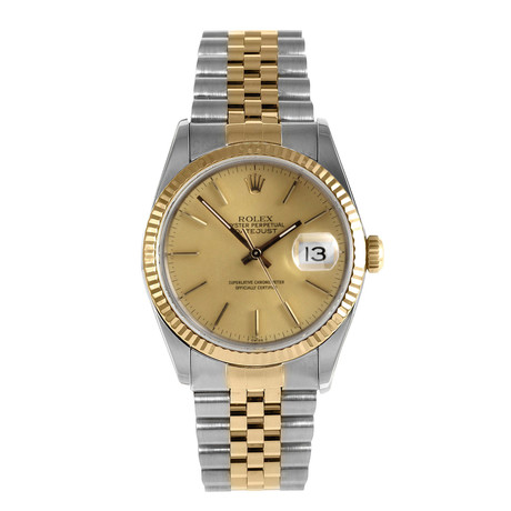 Rolex Datejust Automatic // 16013 // RJT-2 // Pre-Owned