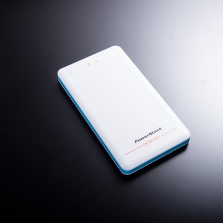PowerStack Lightning Battery Pack // Blue