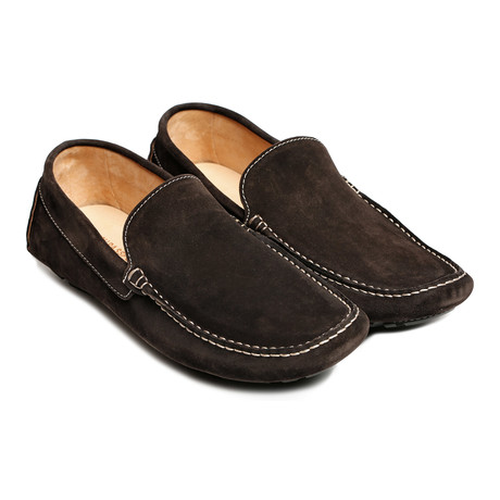 Plain Mocassin // Dark Brown
