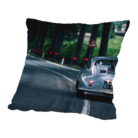 Car Street // Pillow