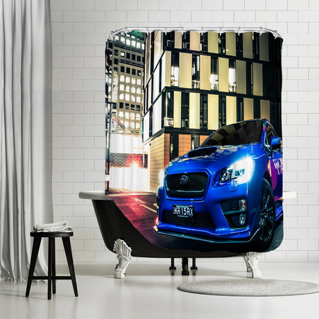 Jayson Fong - Automotive Shower Curtains & Pillows - Touch of Modern