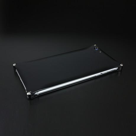 GILD Design Solid Case // Black (iPhone 7)