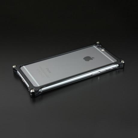 GILD Design Solid Bumper // Black (iPhone 7)