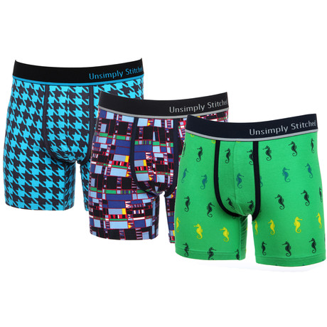 Boxer Brief // Cityview // 3-Pack