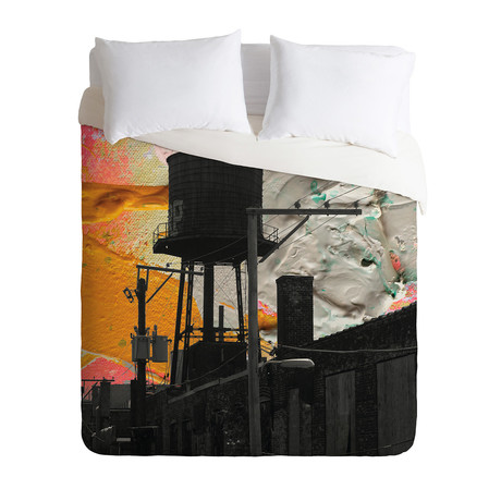 Water Tower // Duvet Cover