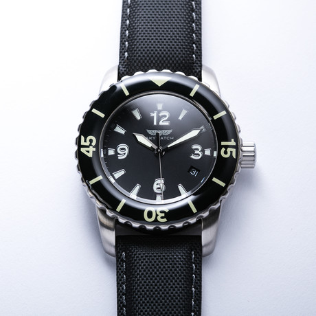 Skywatch 3-Hand Watch Quartz // CCI003