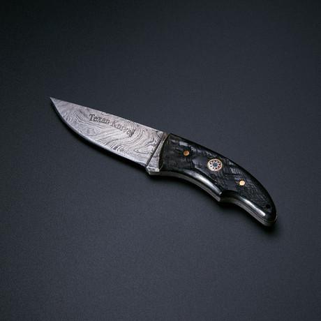 Texan Knife (Ram's Horn)