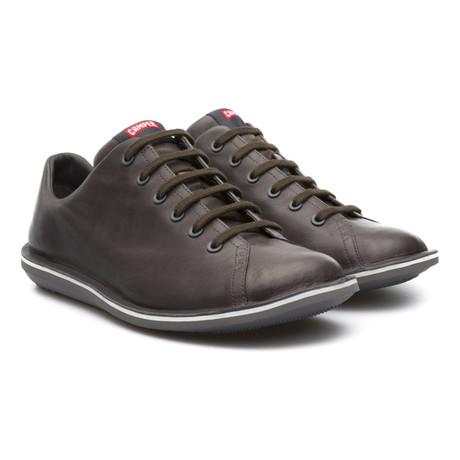 Beetle Sneaker // Dark Brown