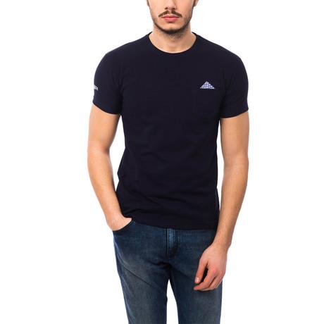 Trussardi // Bagutta T-Shirt // Navy (XL)