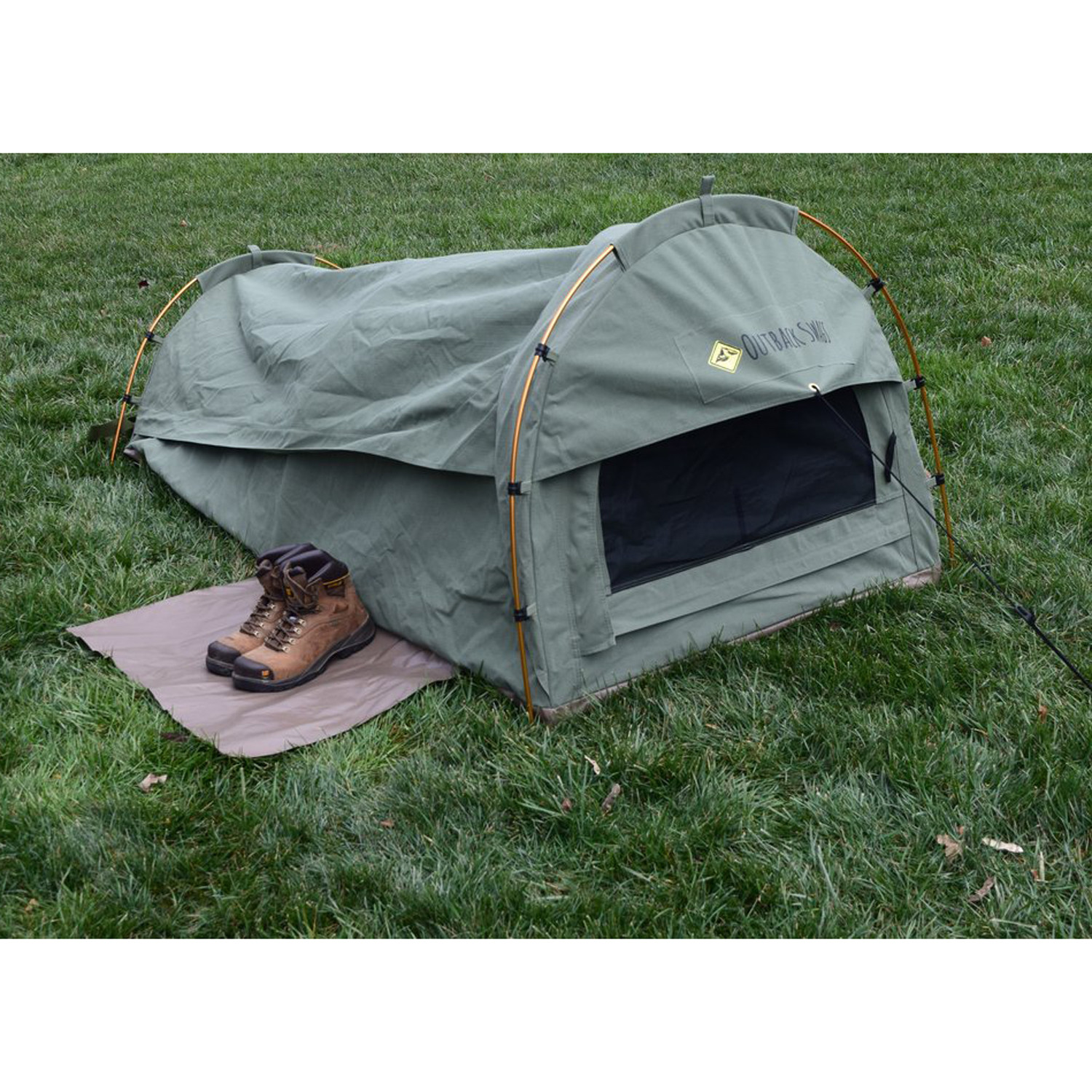 Pioneer Swag Tent  sc 1 st  Touch of Modern & Pioneer Swag Tent - Outback Swags - Touch of Modern