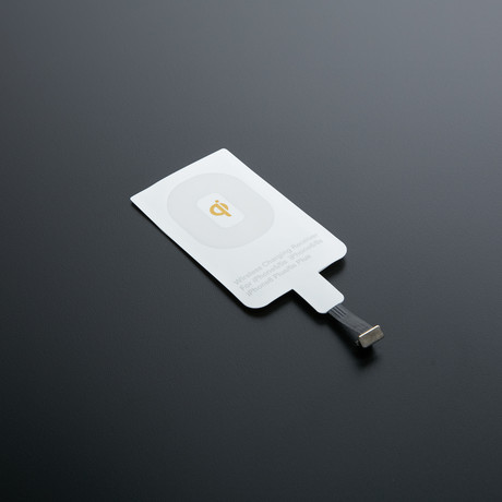 Wireless Charger Adapters // iPhone