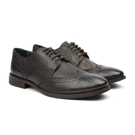 Leather Merc // Brown