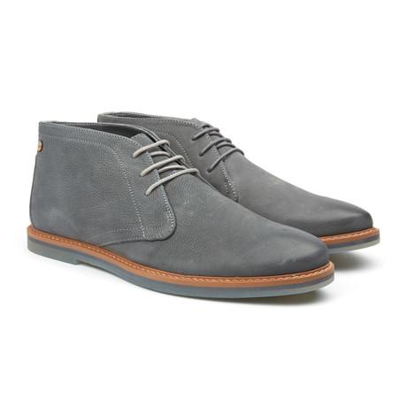 Leather Barnet II // Pewter