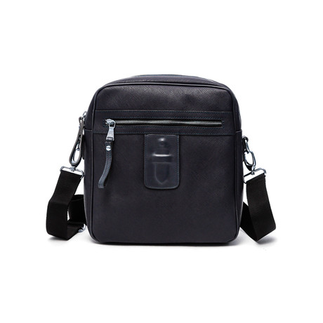 Sidney Gym Bag // Black