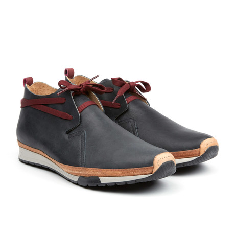 e1db9dc0323d88 MCNDO - Artisan-Made Leather Kicks - Touch of Modern