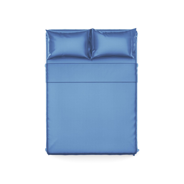 Luxury Bamboo Sheets // Dutch Blue (Queen) - Bamboo Sheets