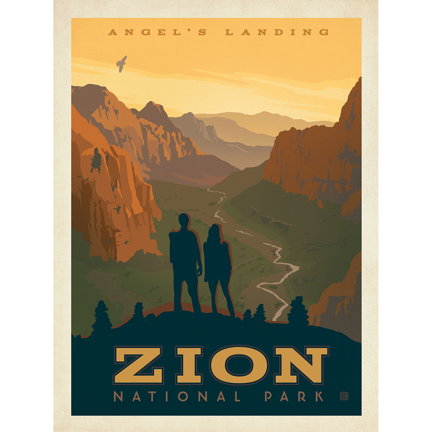 Places To Live Near Zion National Park: Zion National Park