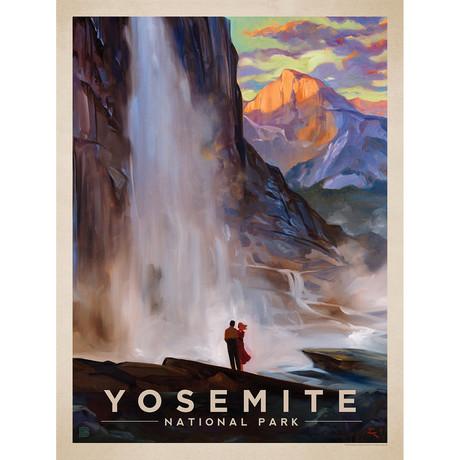 Kai Carpenter // Yosemite National Park