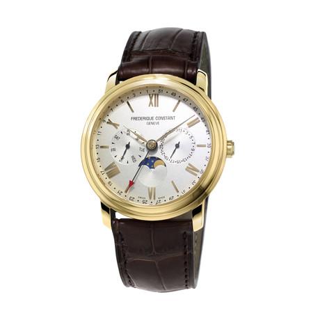 Frederique Constant Business Timer // FC-270SW4P5