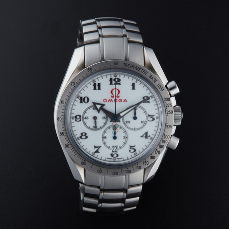 Omega Speedmaster Broad Arrow Olympics Edition Automatic // 321.10.42.50.04.001 // Pre-Owned