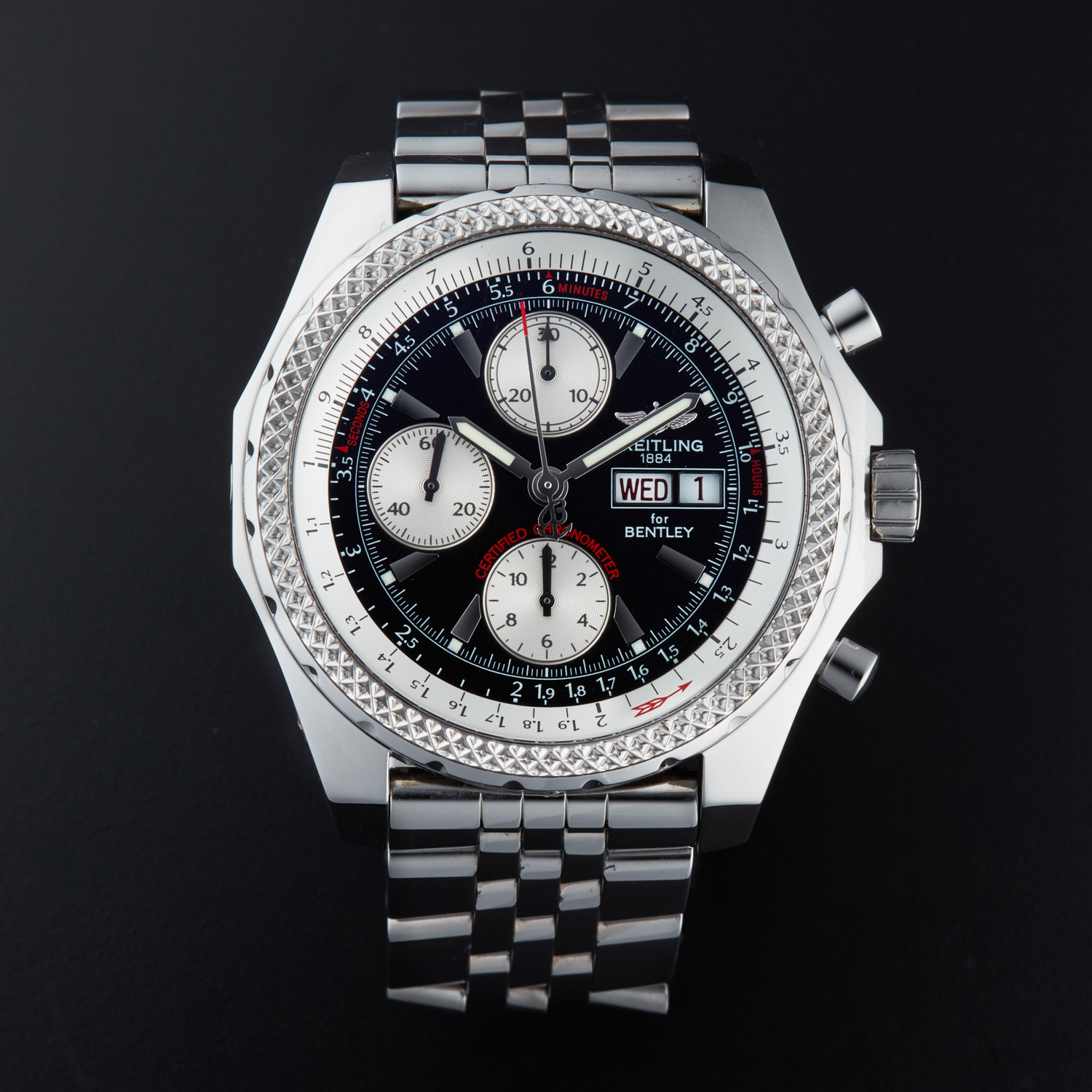 Breitling Bentley Gt Wristwatches: Breitling Bentley GT Watches Ca