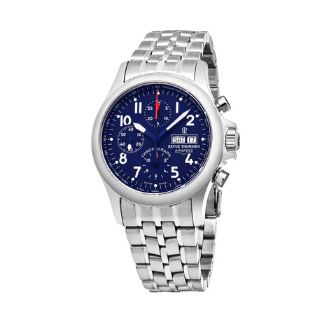 Revue Thommen Airspeed Heritage Chronograph Automatic // 17081.6139