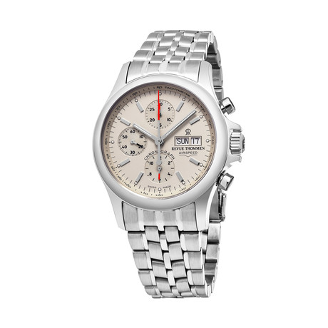 Revue Thommen Air Speed Heritage Chronograph Automatic // 17081.6132