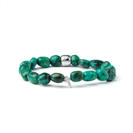 Protective Power Bracelet // Green