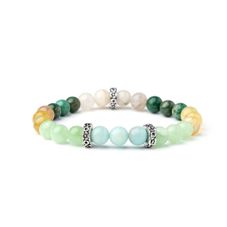 Mixed Fortune Bracelet // Multicolor