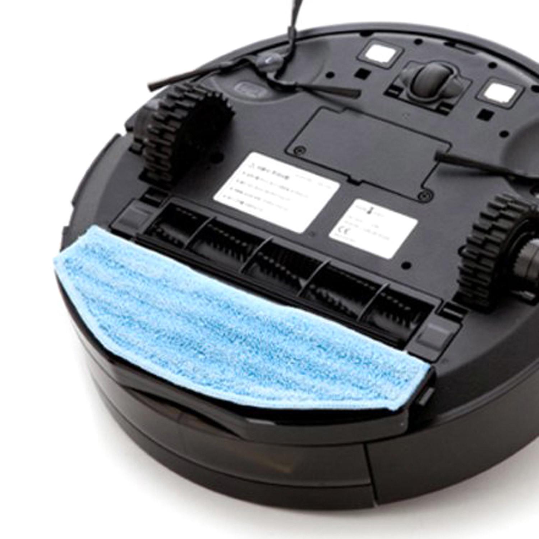 Yujin robot vacuum ex500 yujin robot touch of modern for Robot sweepy