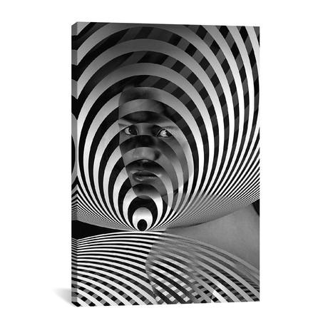 "Vertigo by Elena Kulikova (18""W x 26""H x 0.75""D)"