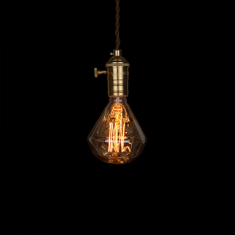E27 Large Diamond Bulb