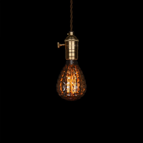 E27 Pineapple Edison Bulb