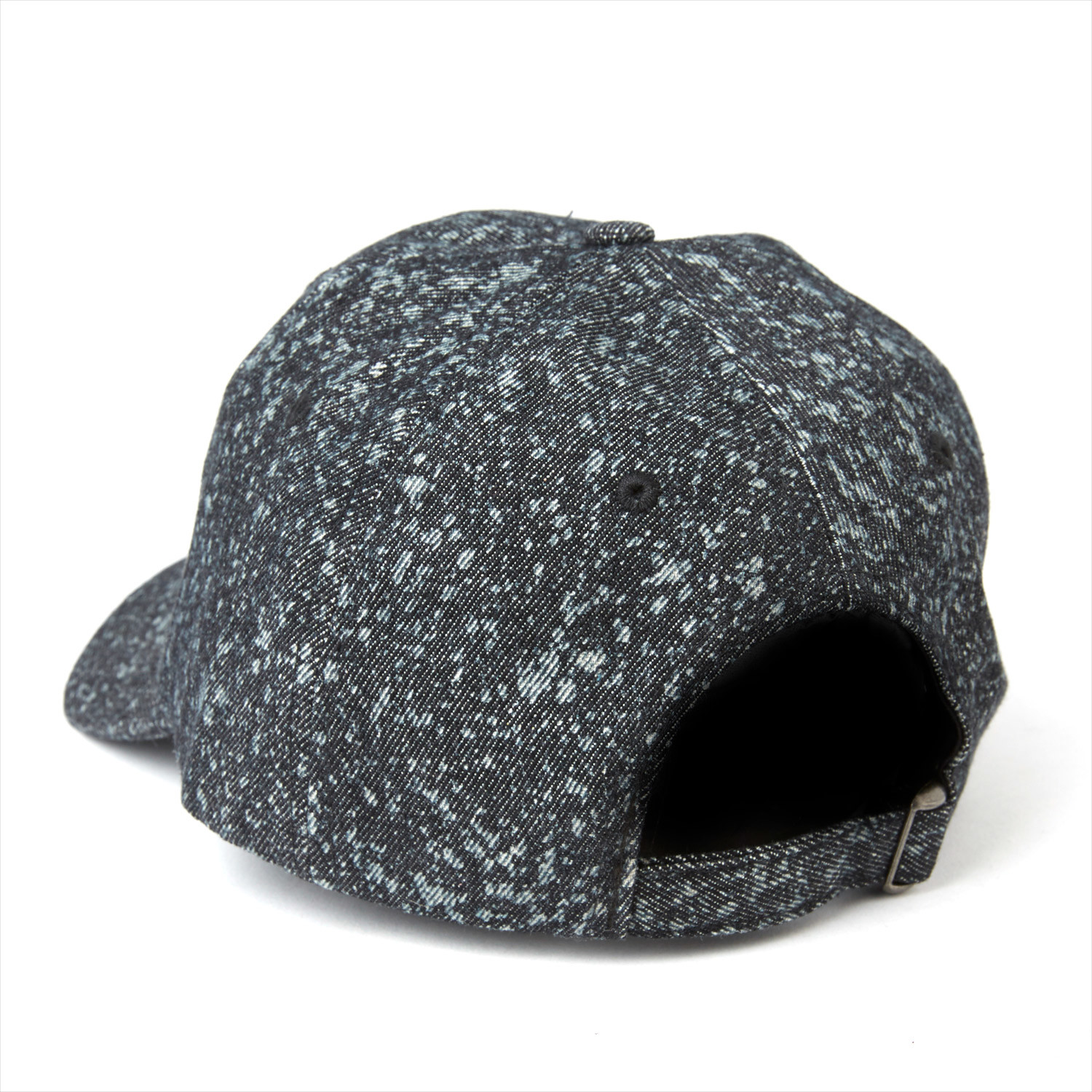 74a54d3b39a Bleached Loose Dad Cap    Black - Dulcedo Collection   Benevolence ...