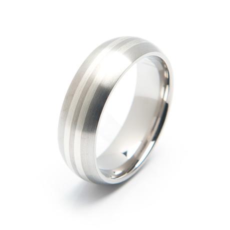 titan rings rugged titanium rings touch of modern