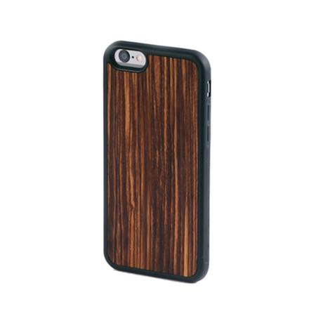 iPhone Case // Zebrawood