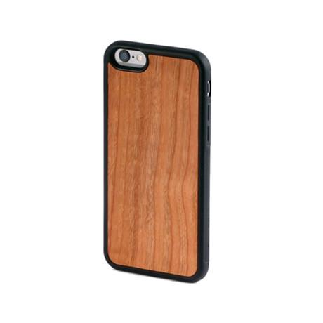 iPhone Case // Cherry Wood