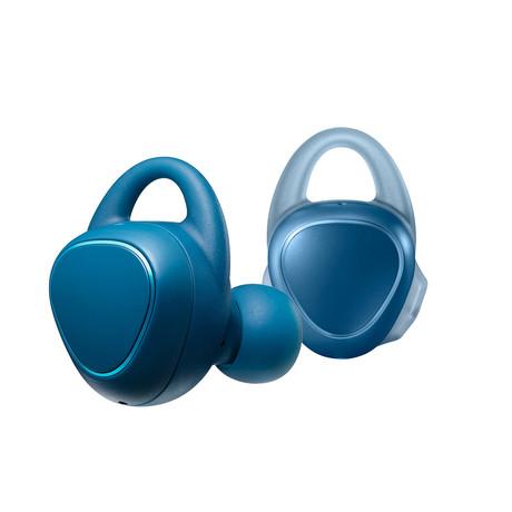 Samsung // Gear Icon // Blue