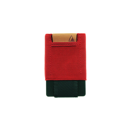 Basic Wallet // Red