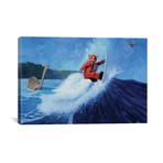"Surfer Joe // Eric Joyner (26""W x 18""H x 0.75""D)"