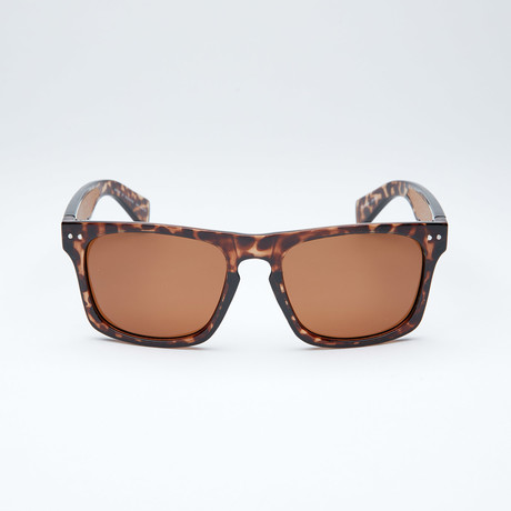 Polarized Modified Wayfarer // Tortoise