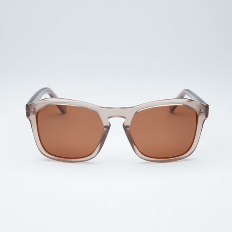 Polarized Geometric // Taupe