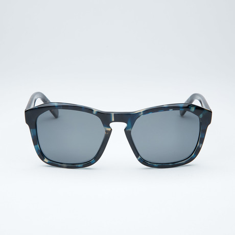 Polarized Geometric // Navy Tortoise