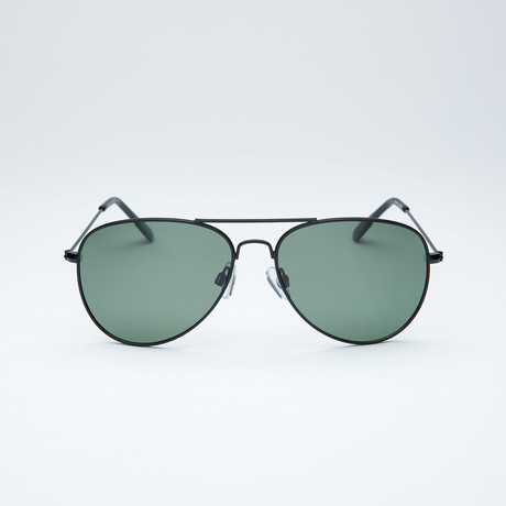 Polarized Aviator // Black
