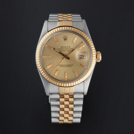 Rolex Datejust Automatic // 16013 // 108964 // Pre-Owned